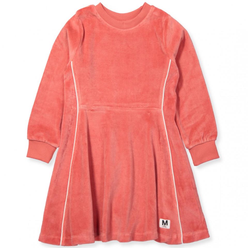 Chalica velour kjole