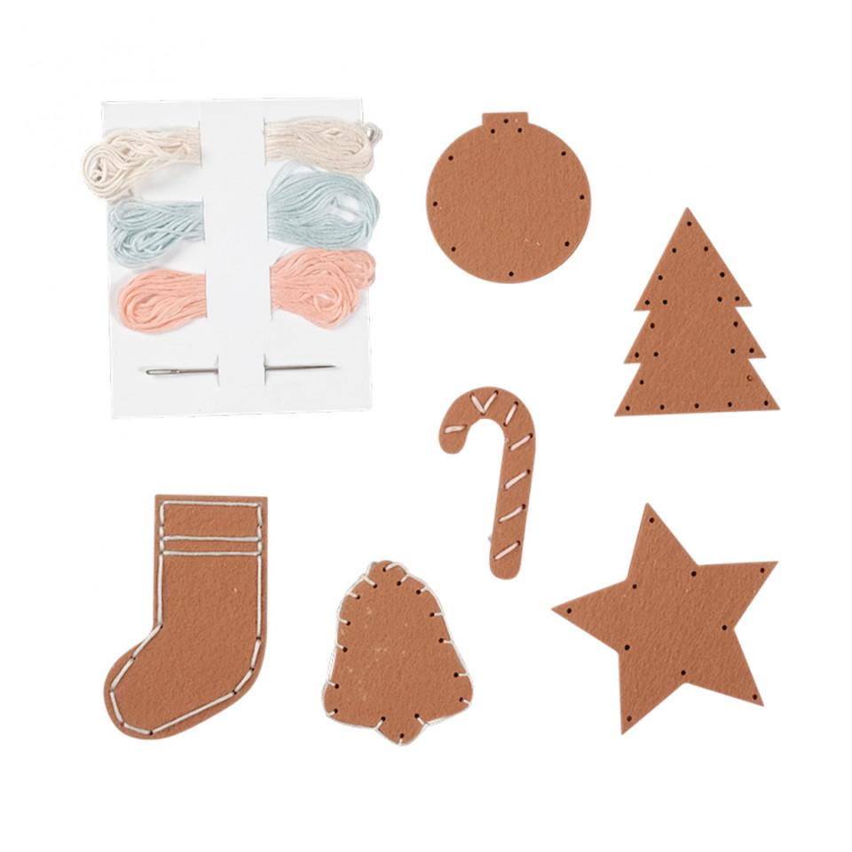 Gingerbread Cookie Craft DIY