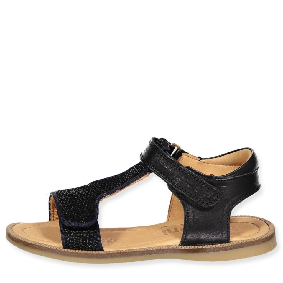 9d6f35e6b588 Bisgaard - Sorte sandaler - black - Sort