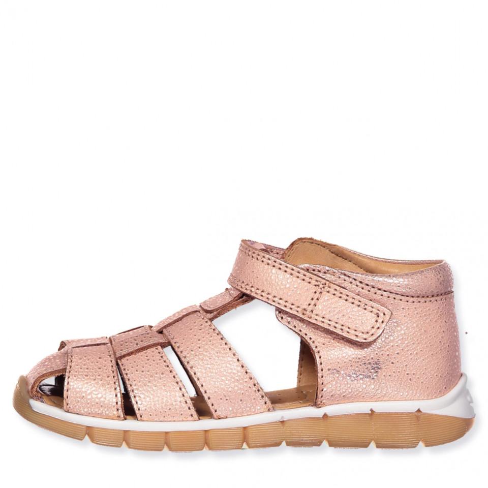 019061adb353 Bisgaard - Blush sandaler - blush - Rosa