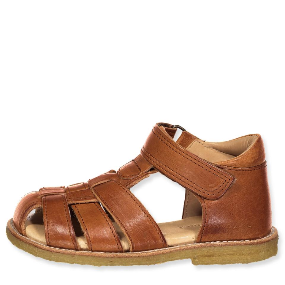 2c3d2481163 Bisgaard - Cognac sandaler - cognac - Brun