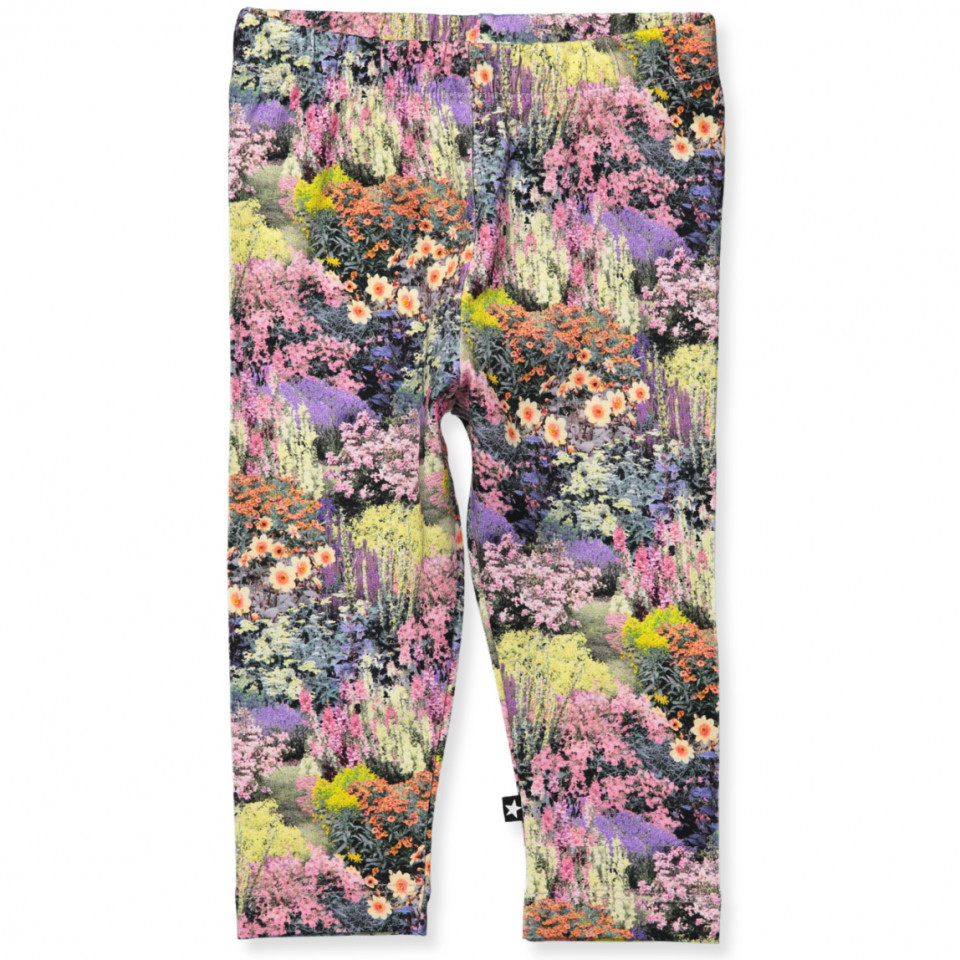 6a2ed29bf56 Molo - Stefanie leggings - Save The Bees - Rosa