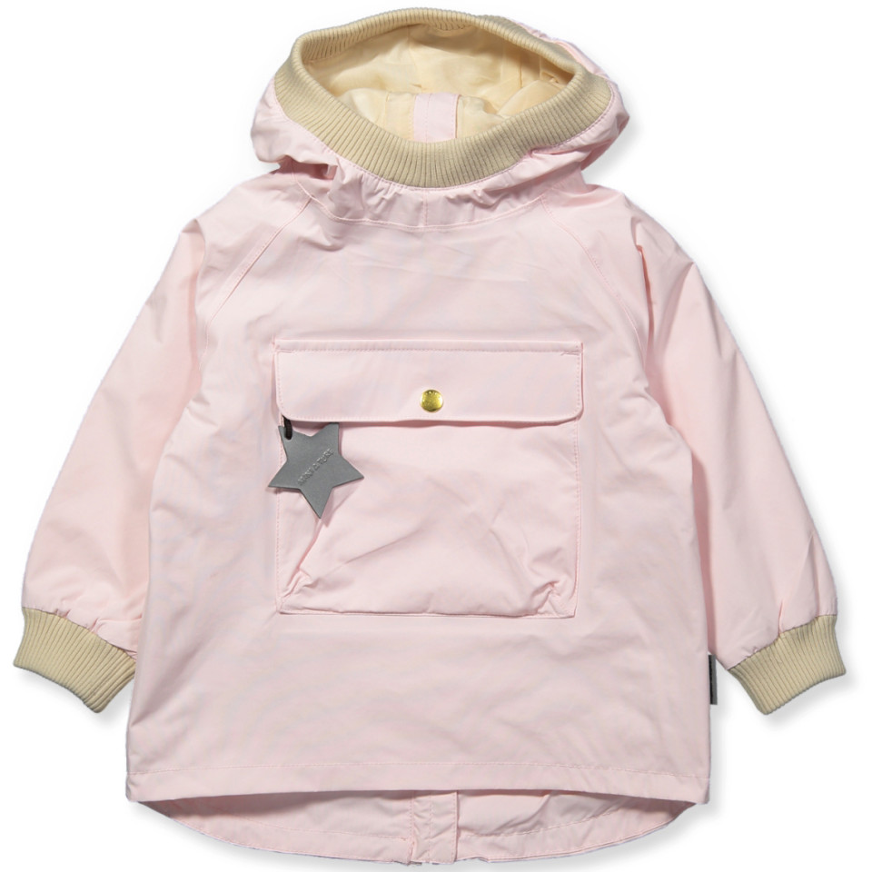 72ac589b Mini A Ture - Baby Vito anorak - Blushing Pink - Rosa