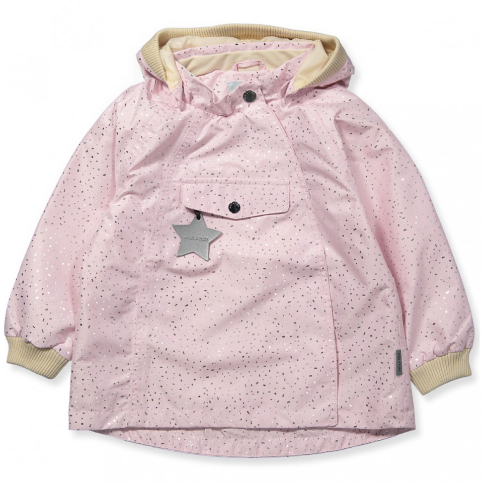 596a3364 Mini A Ture - Wai jakke - Blushing Pink - Rosa