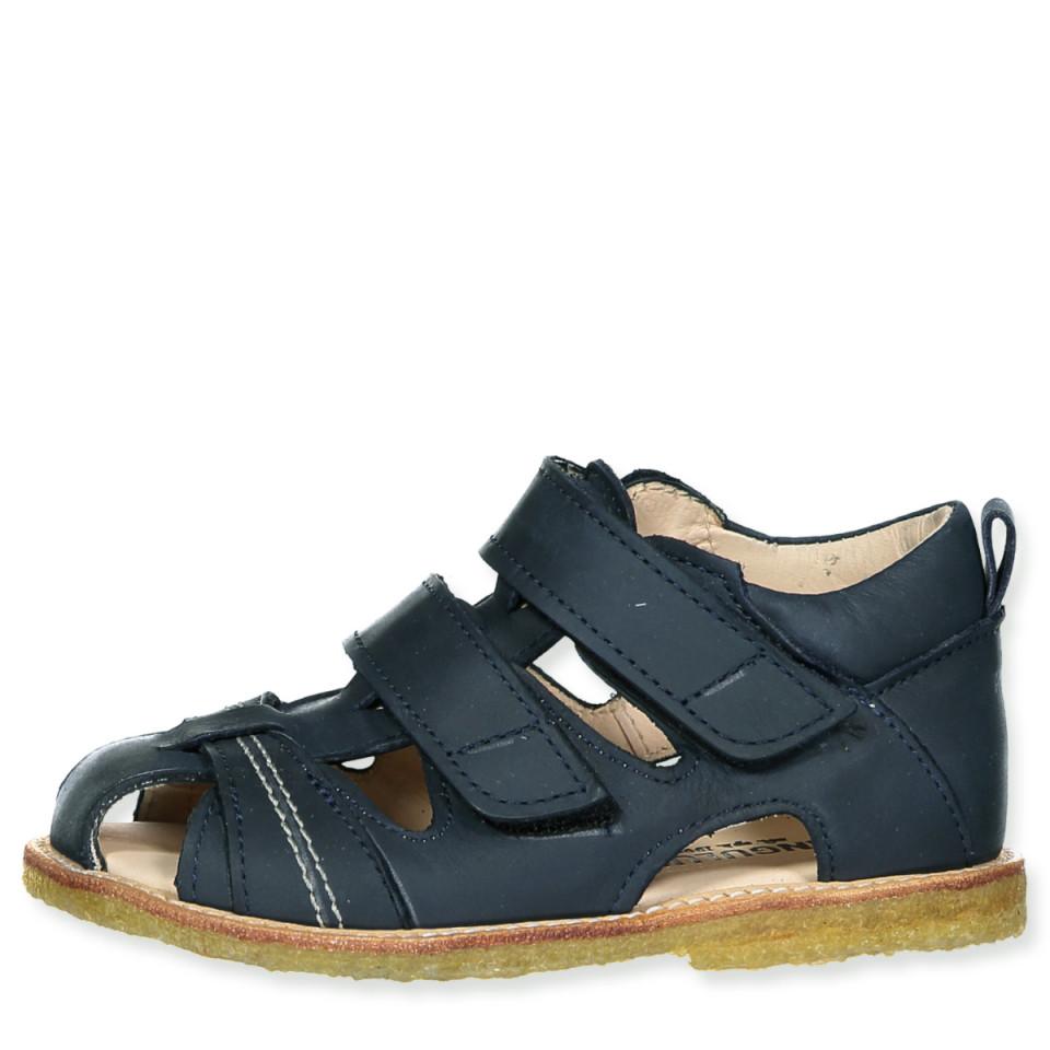 Navy sandaler