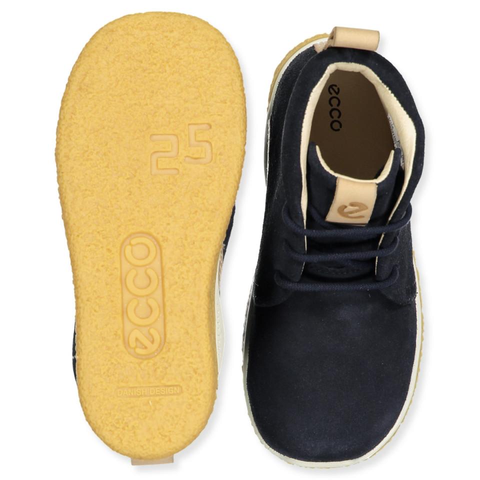 Ecco Crepetray mini sko NIGHT SKY Navy