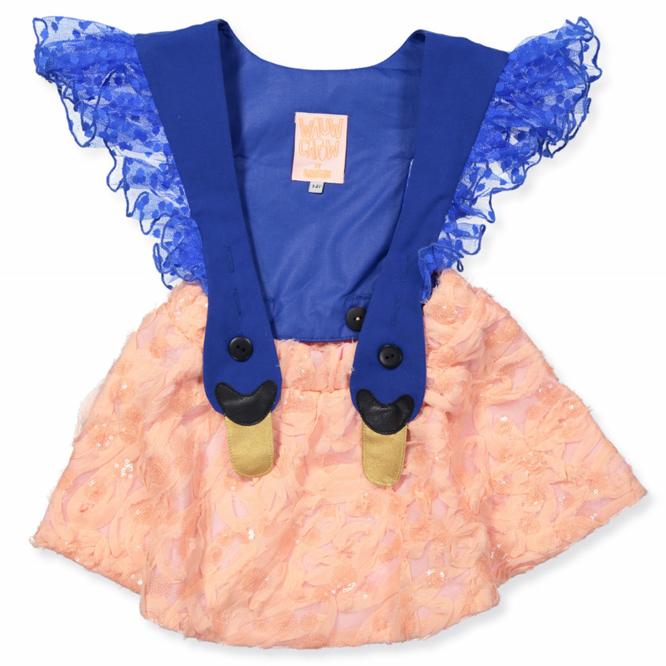 Bird Girl Frill kjole