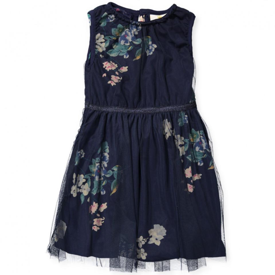 67bc569d The new - Anna Kaisja kjole - BLACK IRIS - Navy