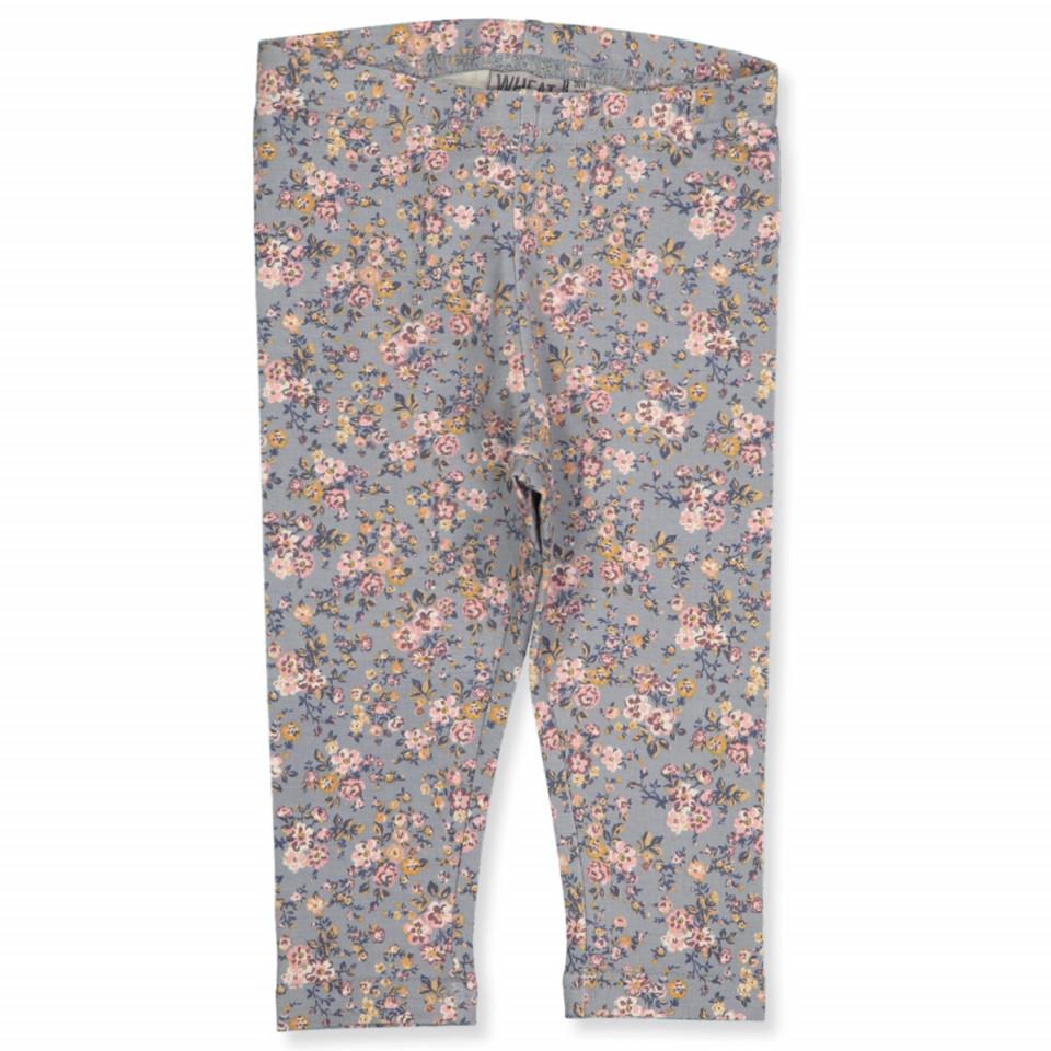 Organic creme leggings