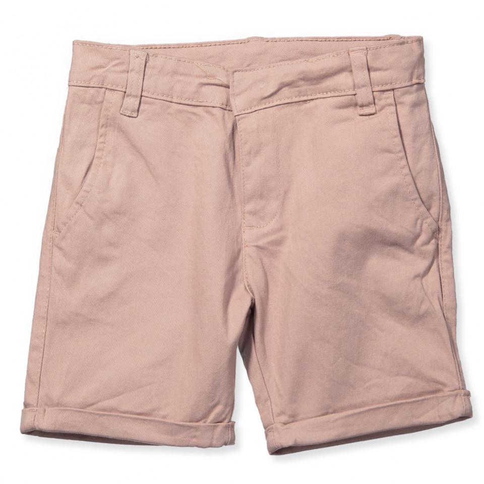 845712de The new - Gustavo chino shorts - ADOBE ROSE - Rosa