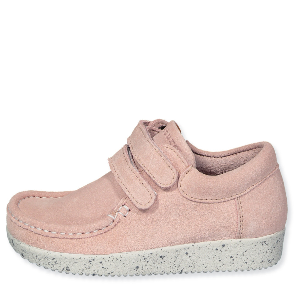 8141a554 Nature - Pink ruskinds sko - Baby Pink - Rosa
