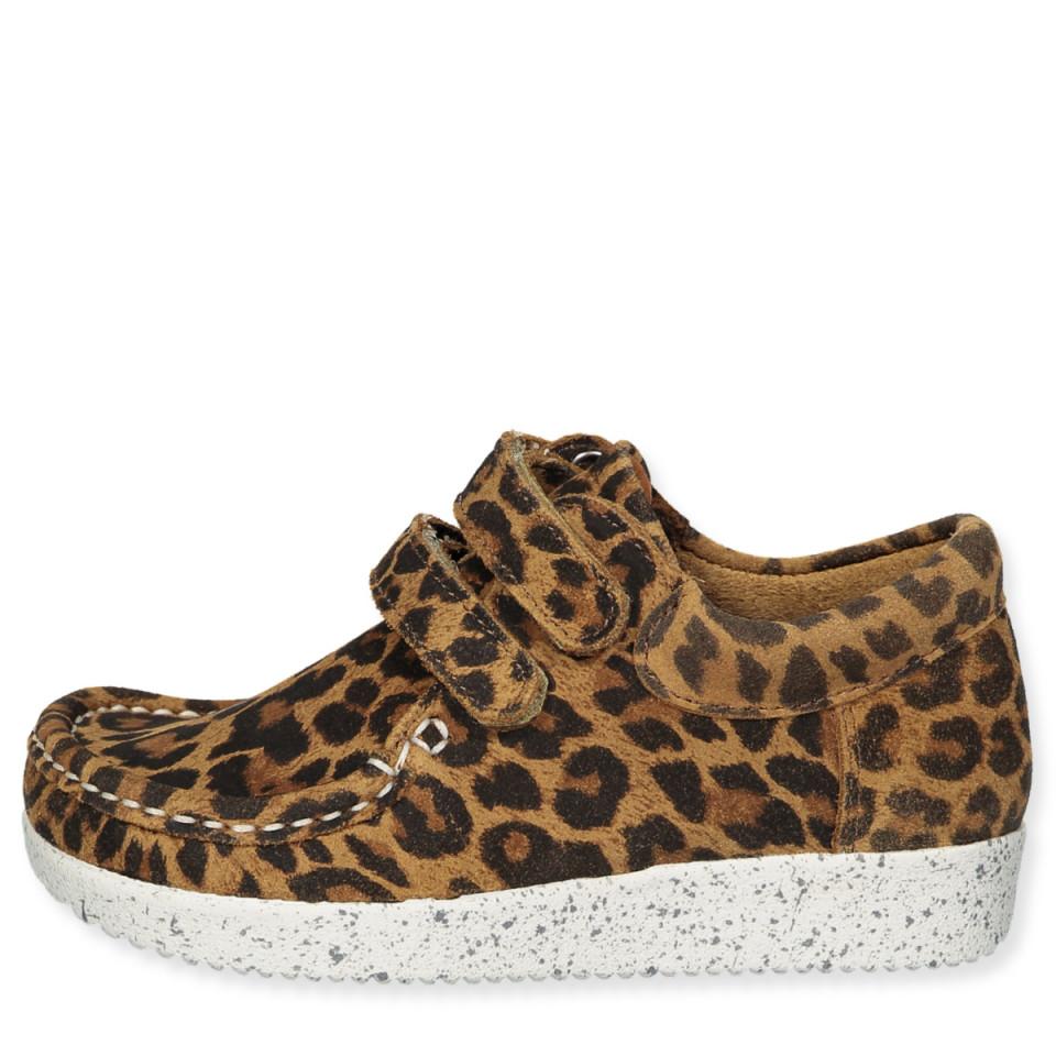 4c0147886d8 Nature - Leopard rusinds sko - Leopard - Brun