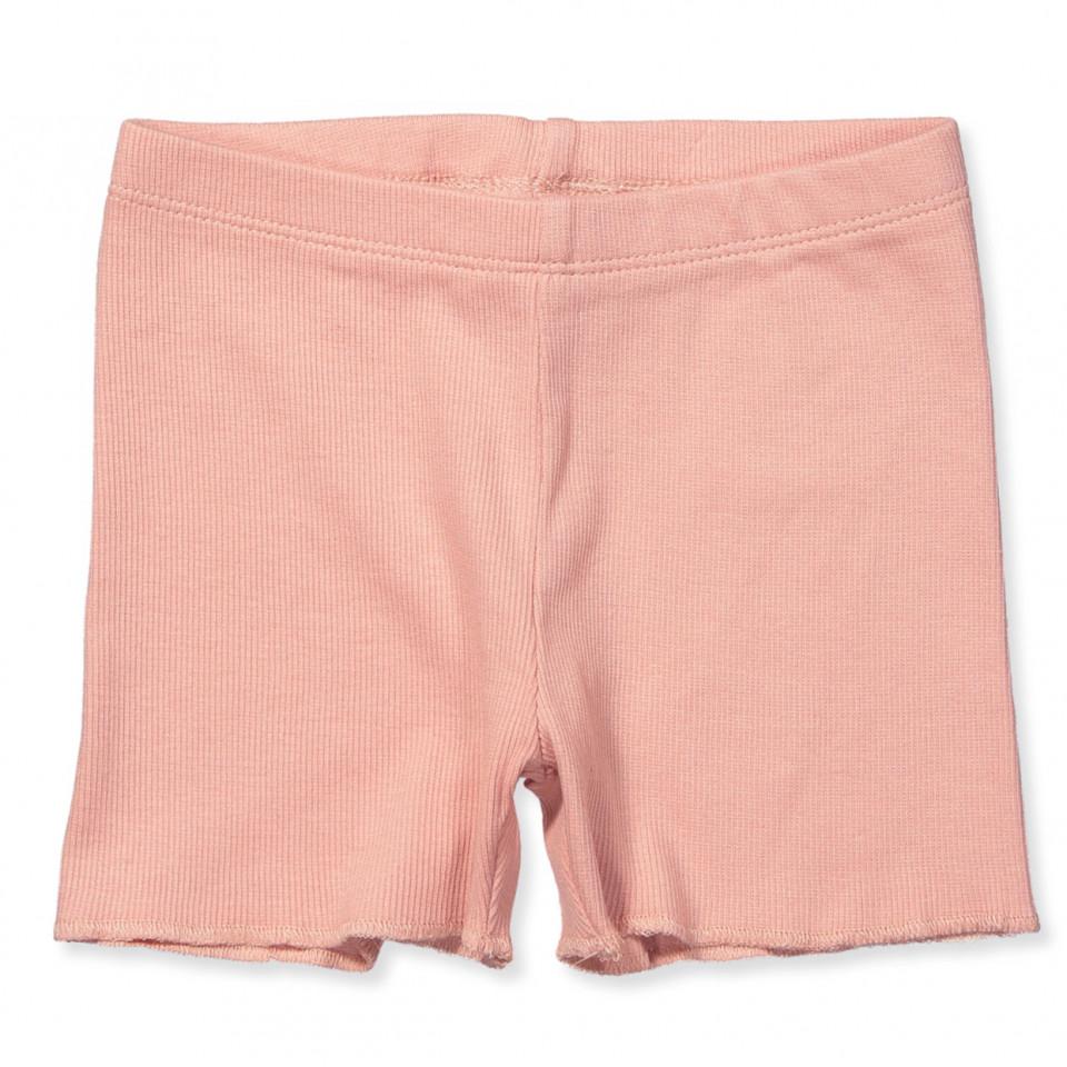 Rosa rib shorts