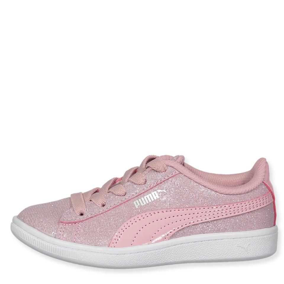 7e527645cc2 Puma - Vikky glitz Ac Ps - Pink - Rosa - House of Kids