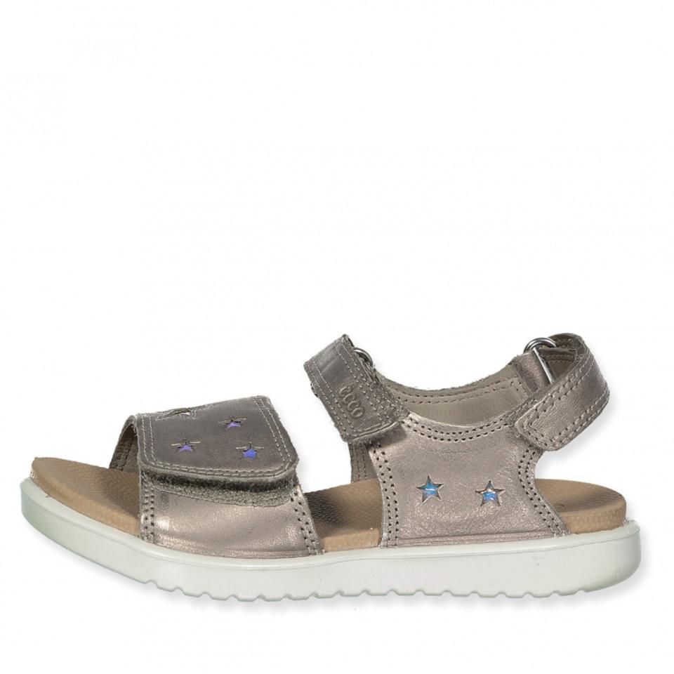 d177d84b1a8 Ecco - Flora sandaler - MOON ROCK/ROSE DUST - Beige