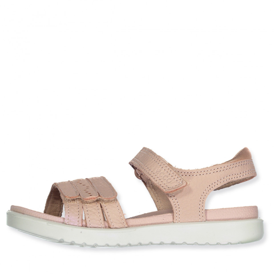 dee94527463 Ecco - Flora sandaler - ROSE DUST - Rosa