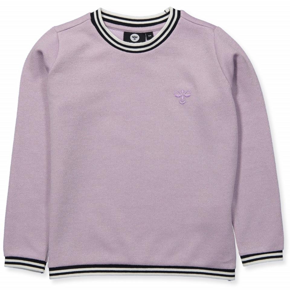 6de22685d3a5 Hummel - Katinka sweatshirt - LAVENDULA - Rosa