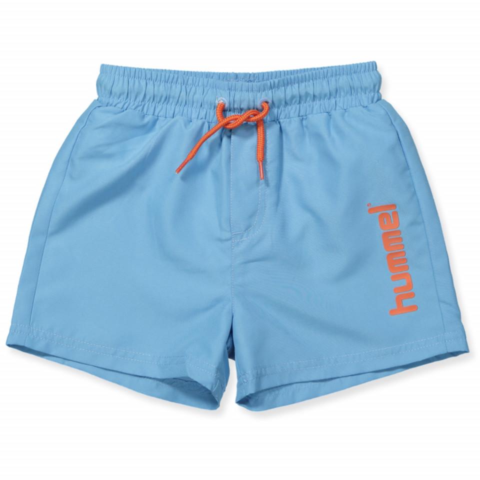 09914a45749 Hummel - Bay UV 50 badeshorts - ETHEREAL BLUE