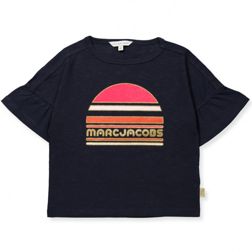 1d14ea56 Little Marc Jacobs - T-shirt - NAVY - Navy