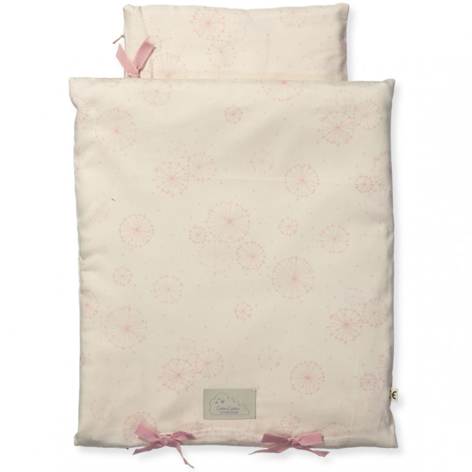fbd7688d8ce Cam Cam - Organic Dandelion Rose dukkesengetøj