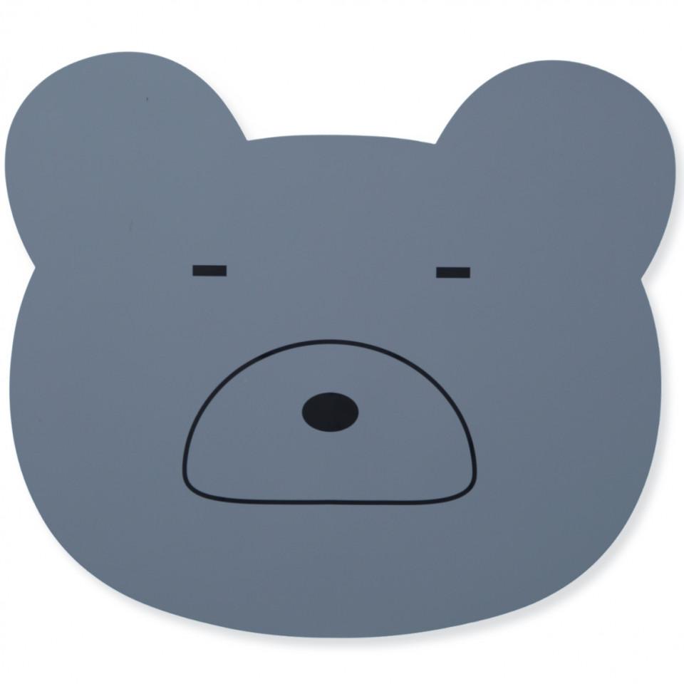 Aura Mr Bear dækkeserviet