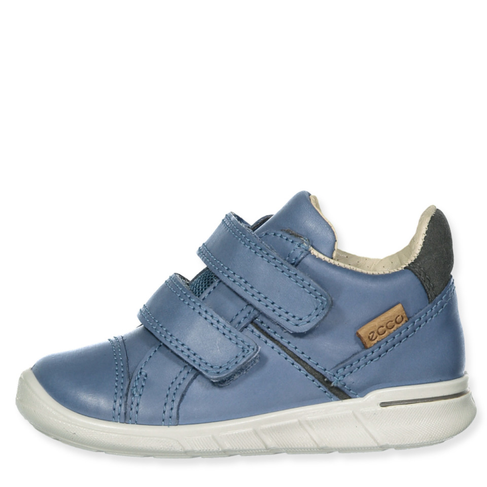 cfa30d564ef5 Ecco - First sneakers - RETRO BLUE - Blå