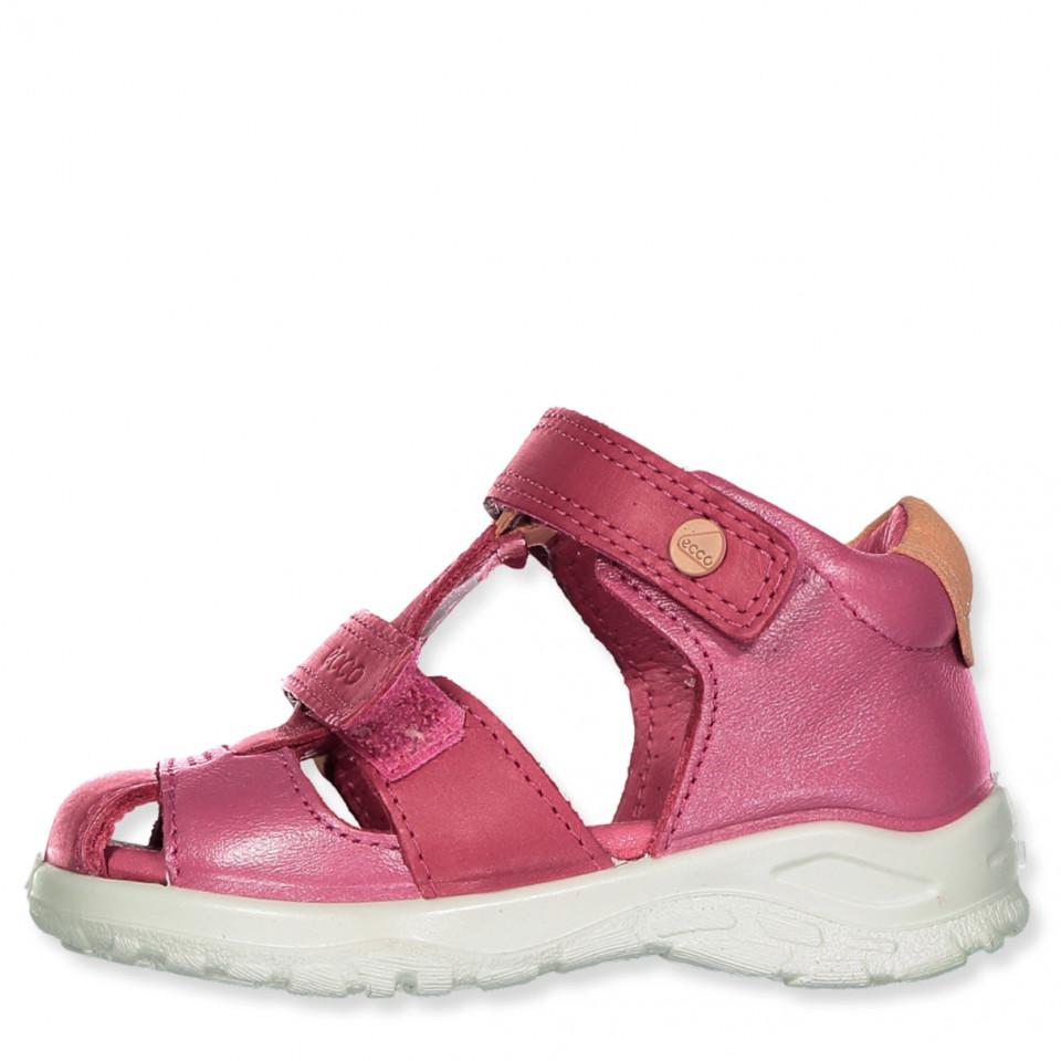 2ea5b34ee6c Ecco - Peekaboo sandaler - BEETROOT/BEETROOT - Pink