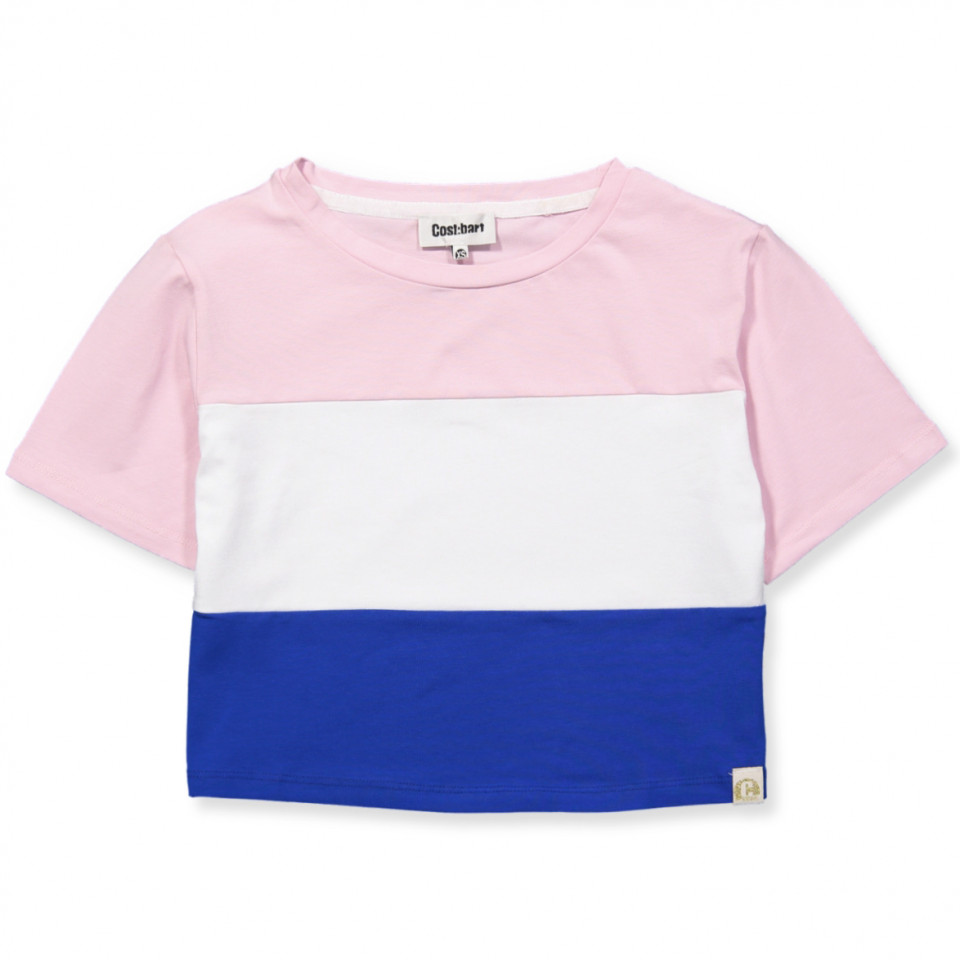 Ellen crop t-shirt