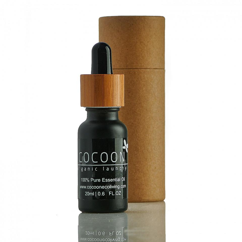 Organic eucalyptus olie