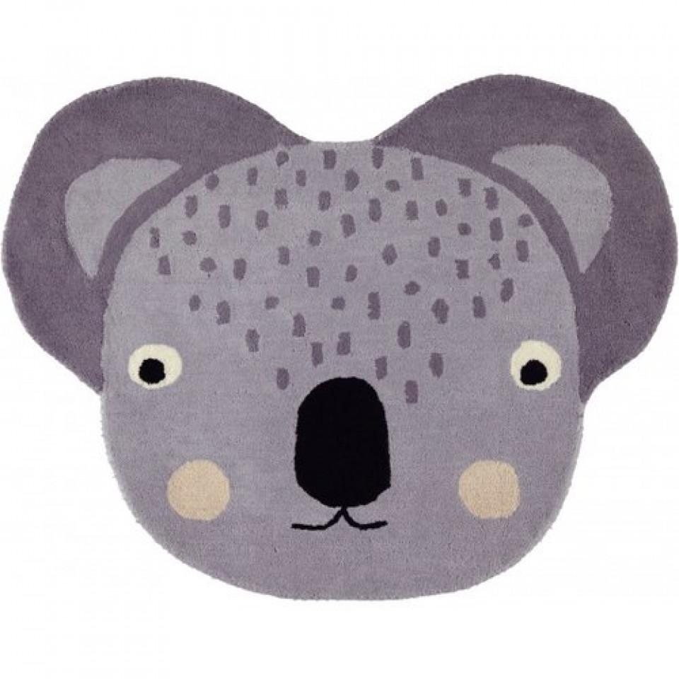 Koala gulvtæppe