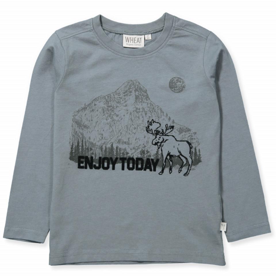 Organic Mountain t-shirt