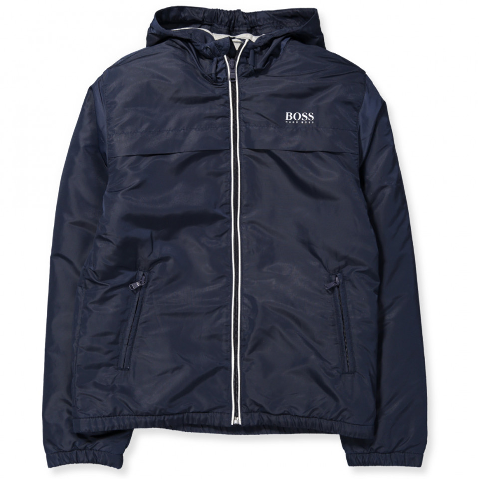 920458fe Hugo Boss - Windbreaker - NAVY - Navy - House of Kids