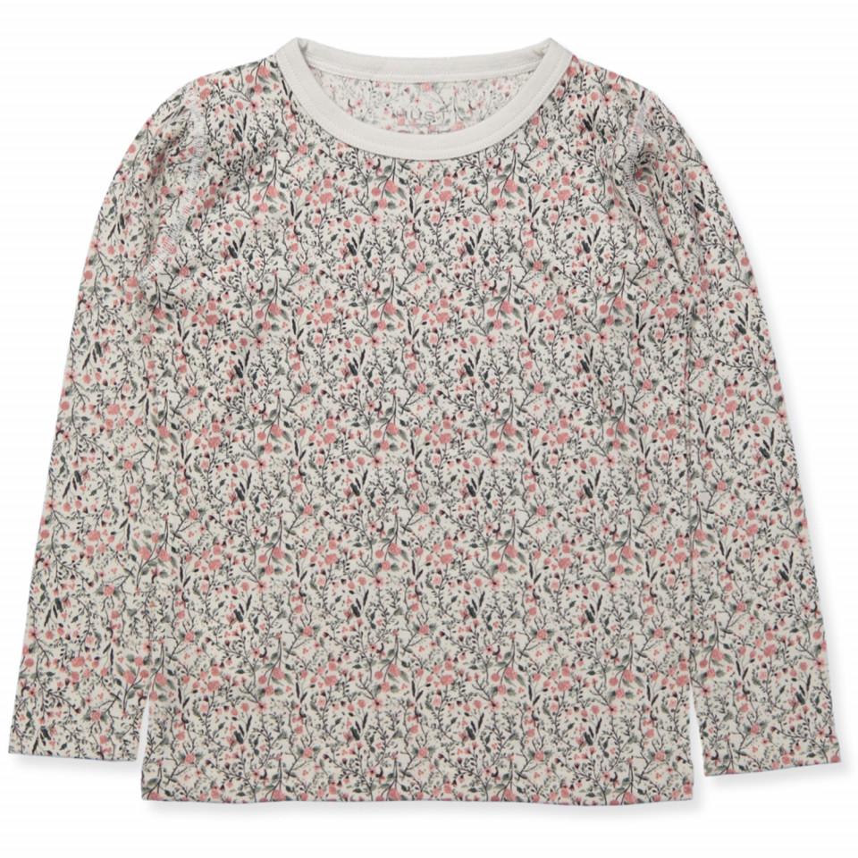Allie uld bluse