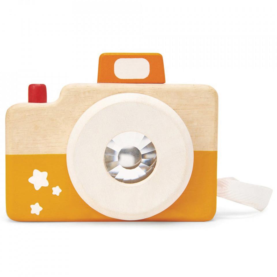 Mit første kamera