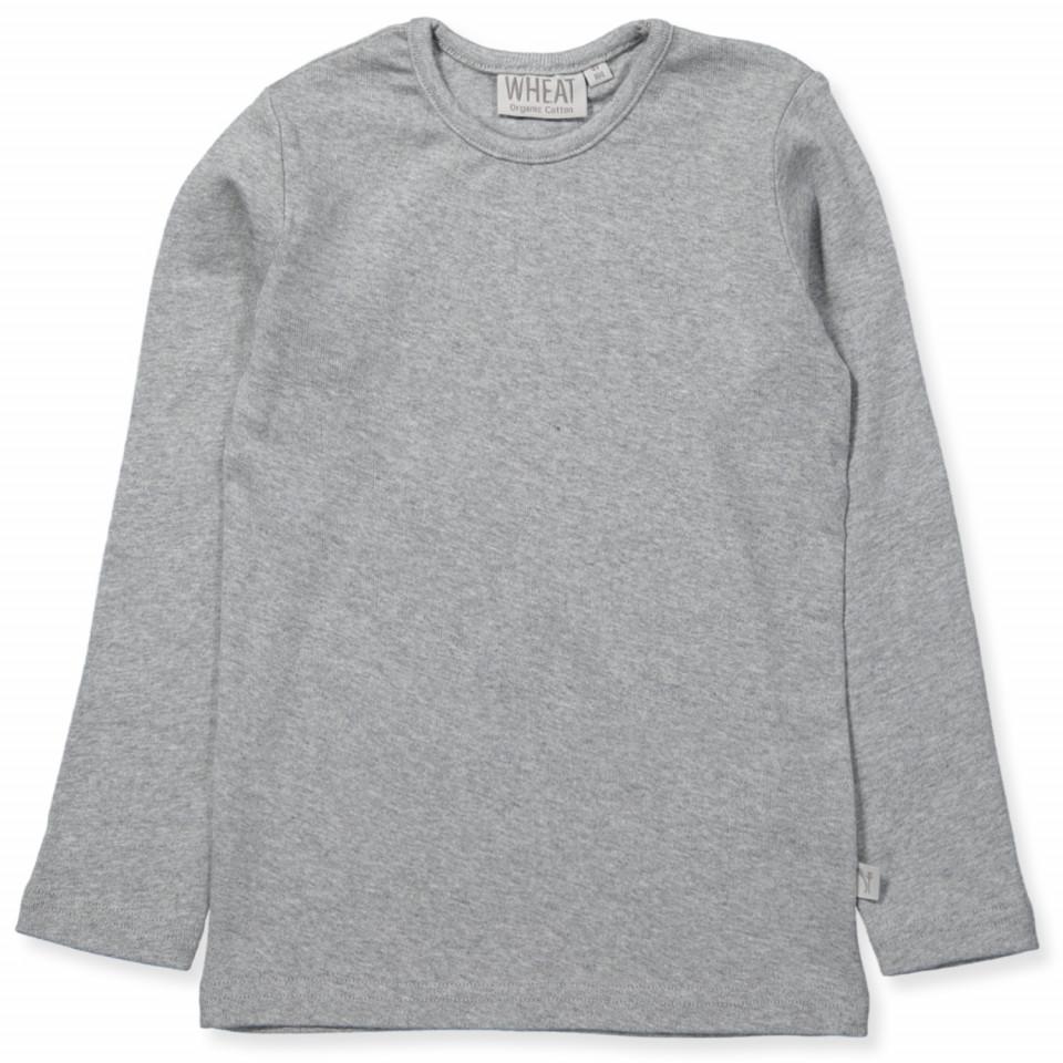 Organic grå bluse