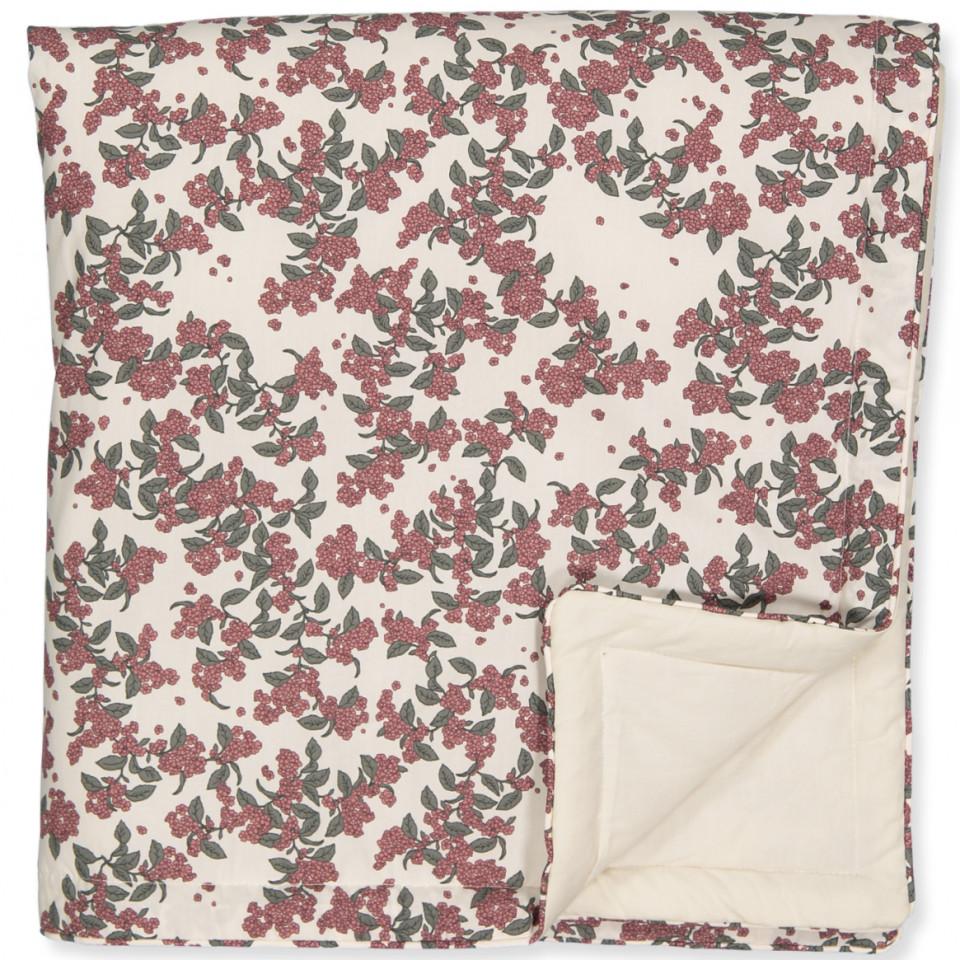 Cherrie Blossom babytæppe