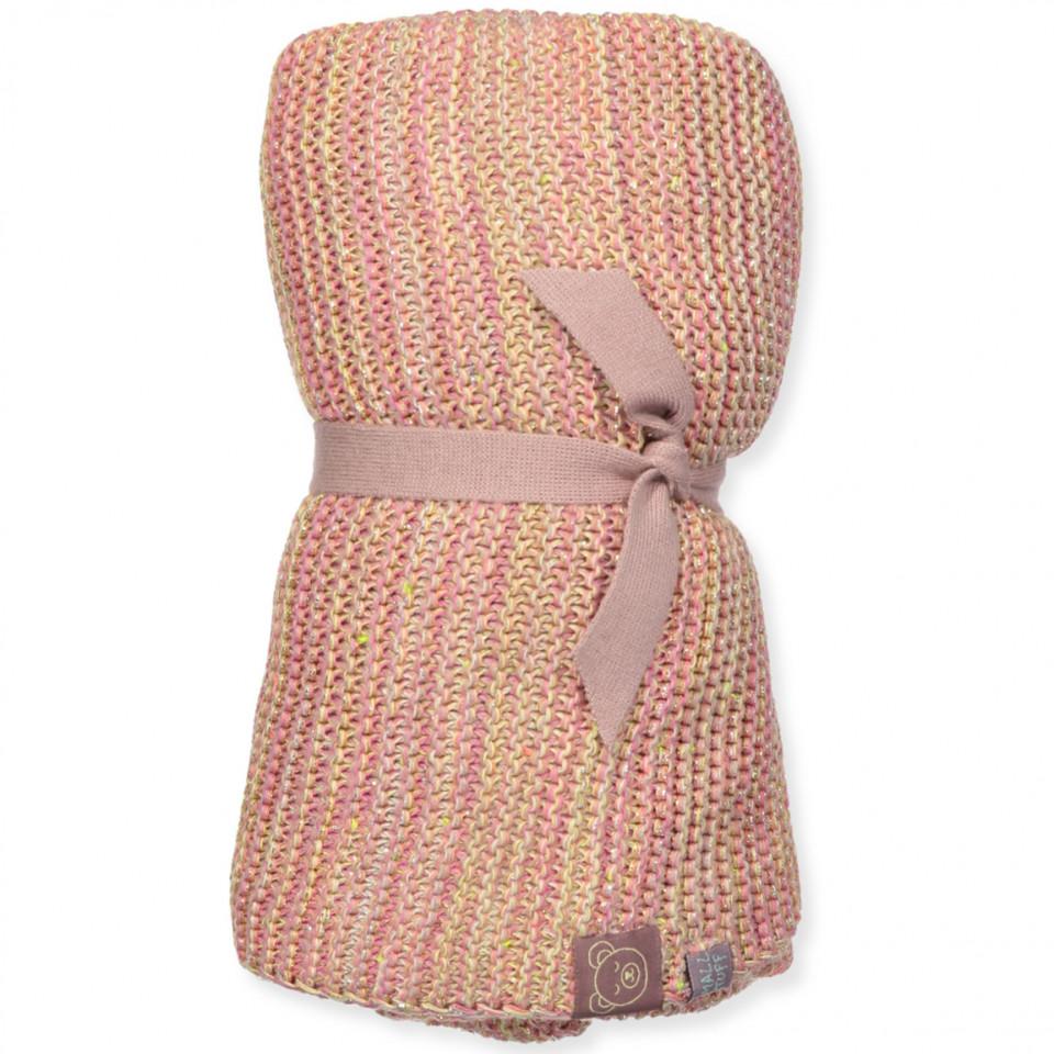 Pudder babytæppe