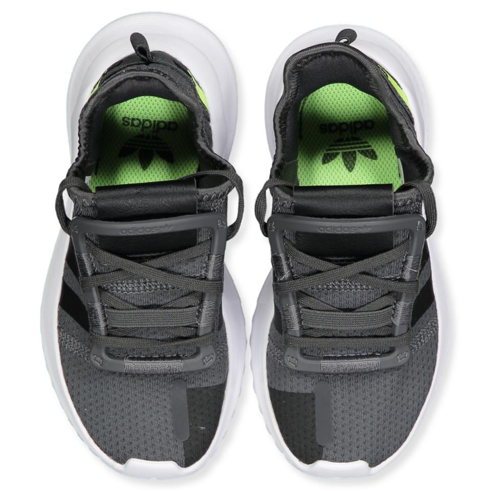 Adidas LA Trainer II neon rot | Adidas shoes originals