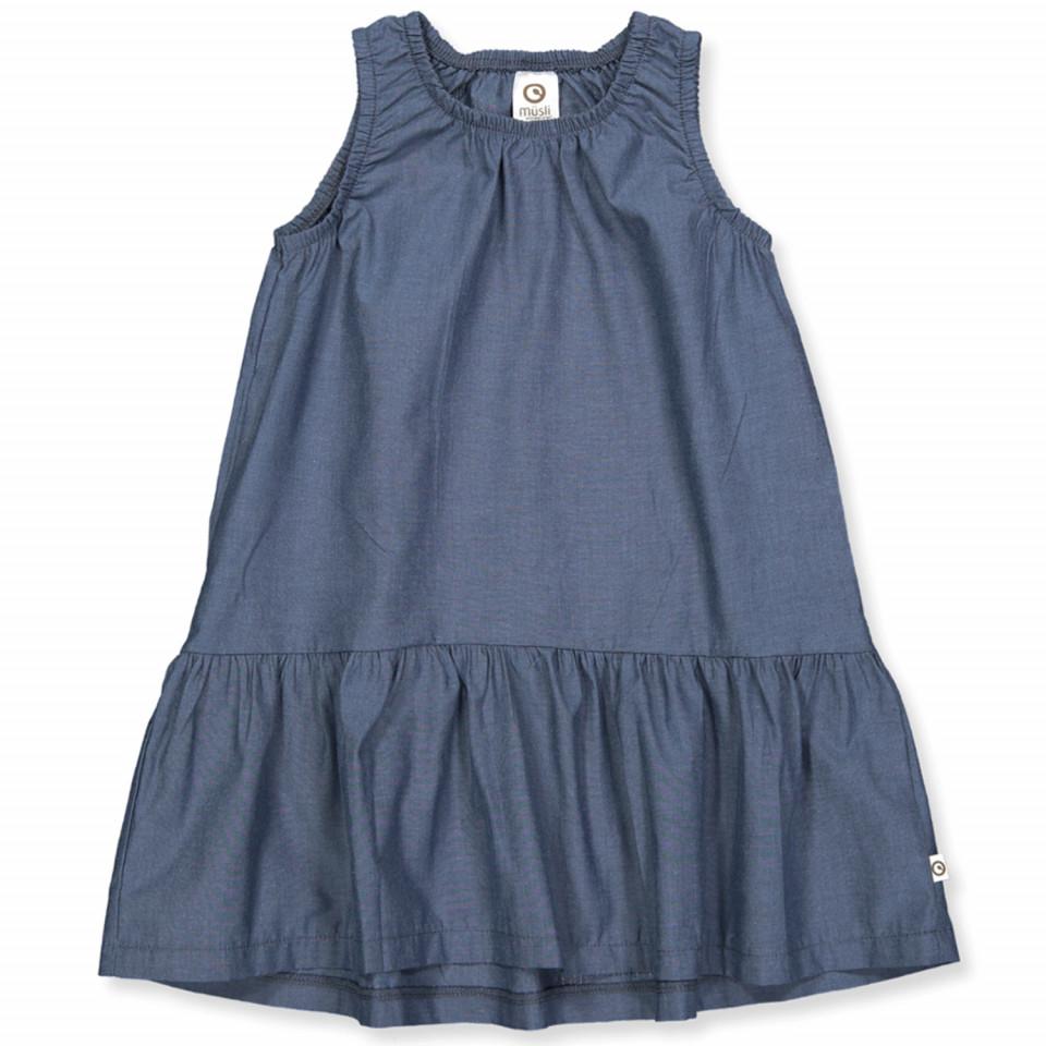 Organic Chambray kjole
