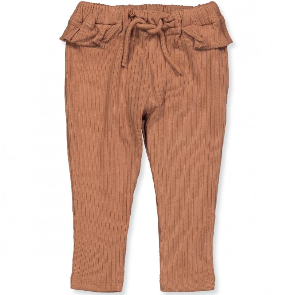 Organic Saseline bukser