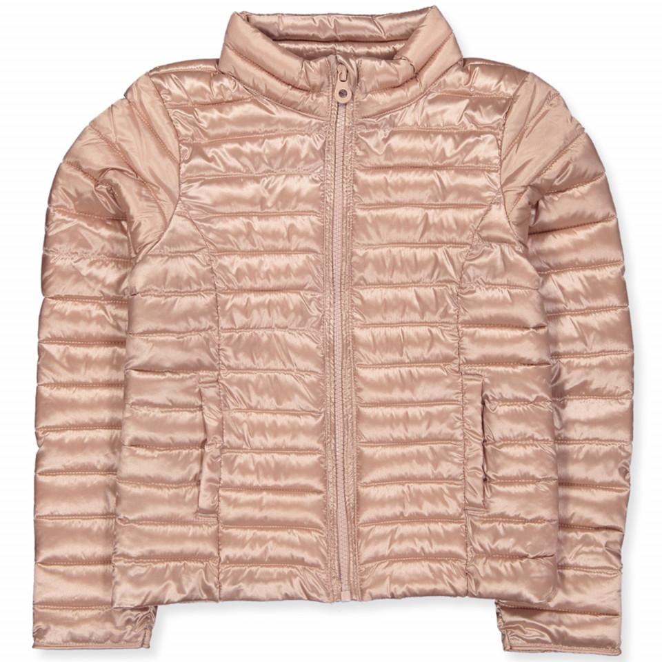 New Tahoe collar shimmer jakke