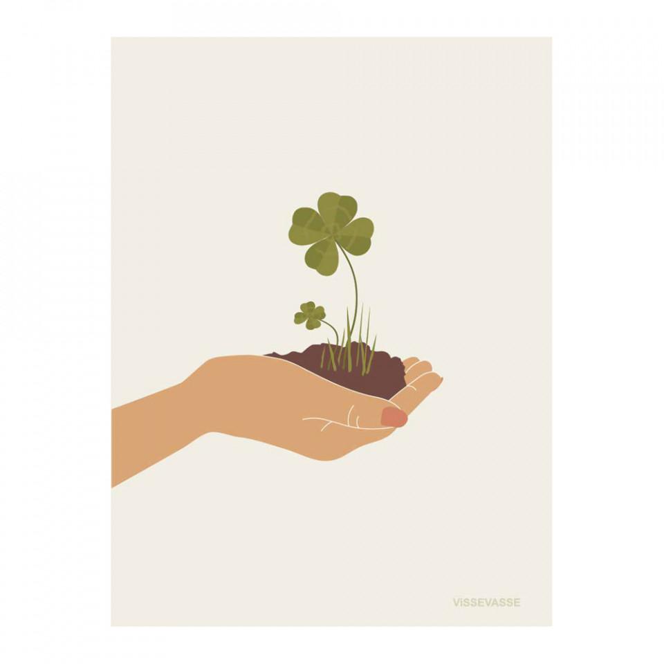 Grow your own luck kort