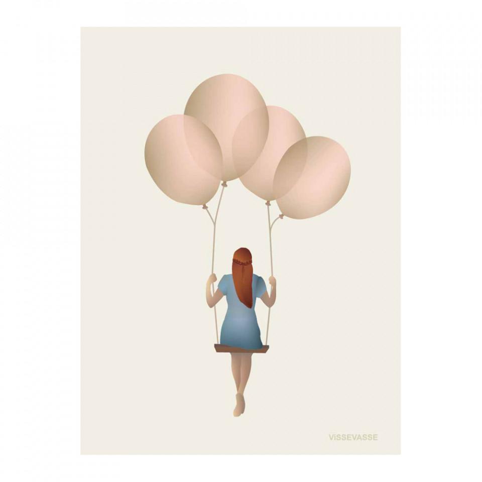 GO FOR IT Balloon Dream kort