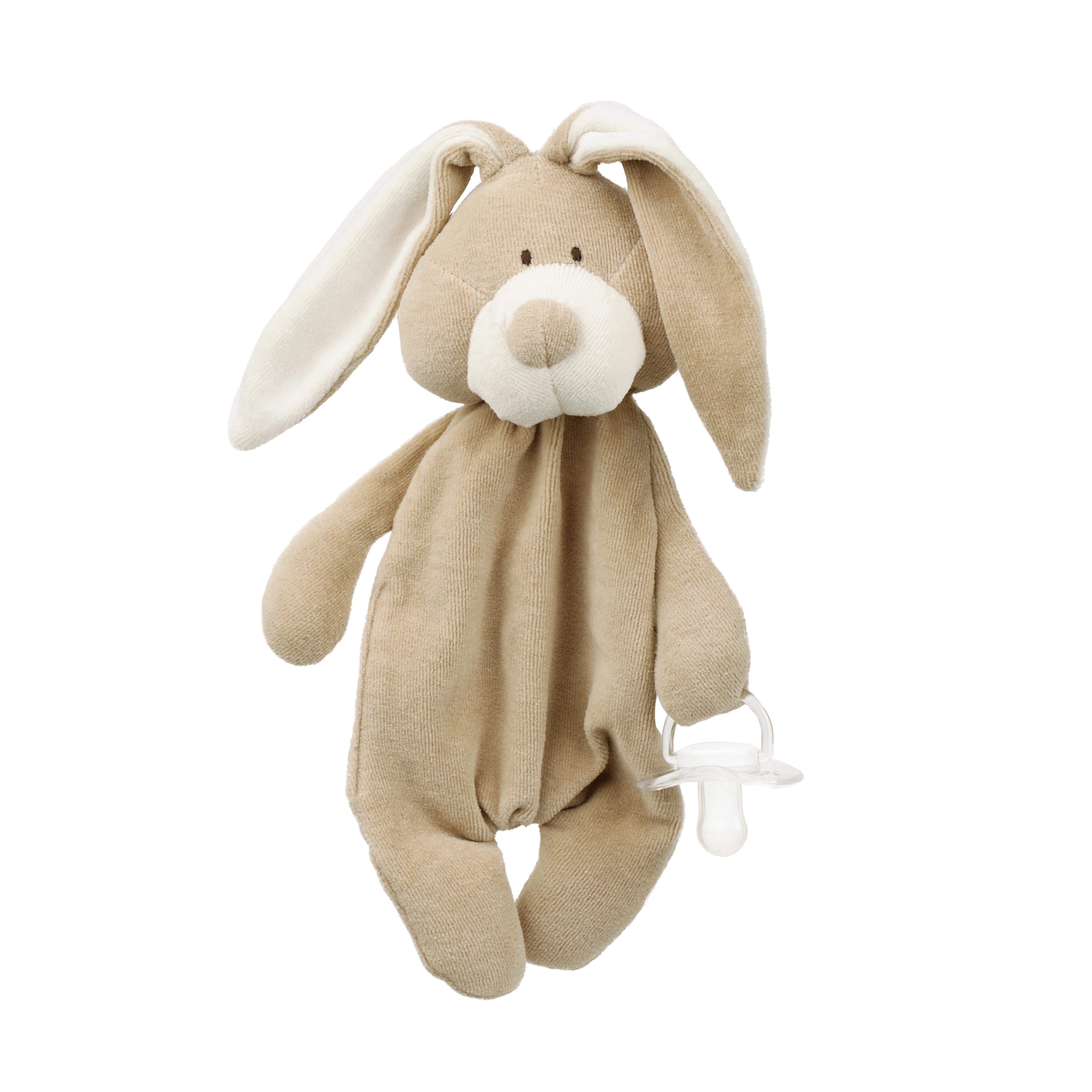Bunny nusseklud m. sutteholder