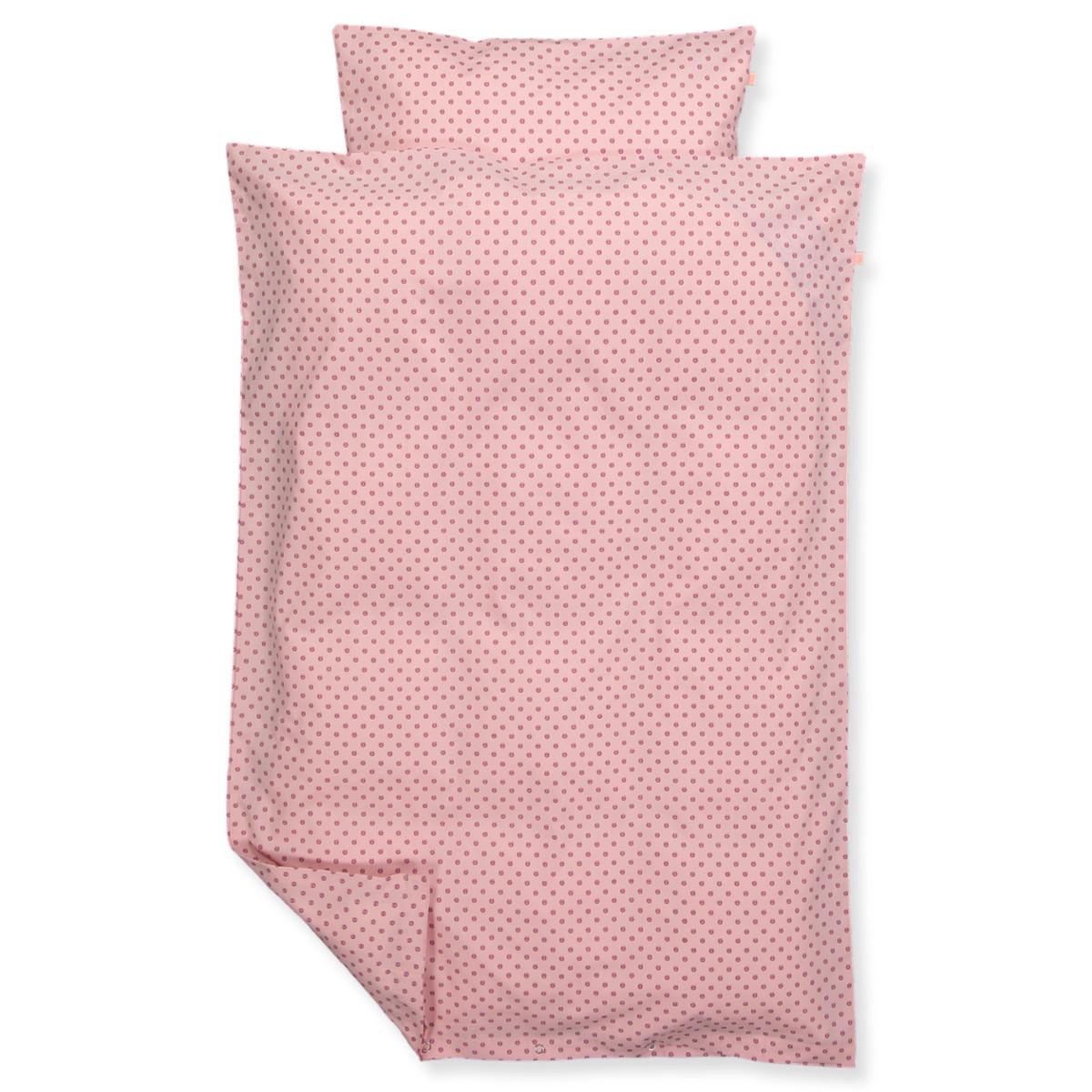 lyserødt sengetøj Småfolk   Lyserødt sengetøj   Rosa   House of Kids lyserødt sengetøj