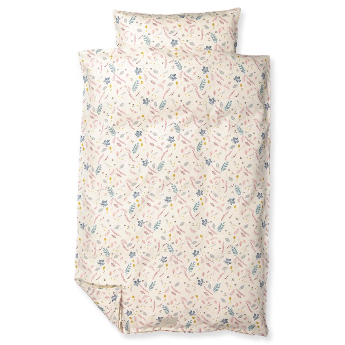 89a9893e7d1 Cam Cam - Raspberry øko sengetøj - Raspberry - Rosa
