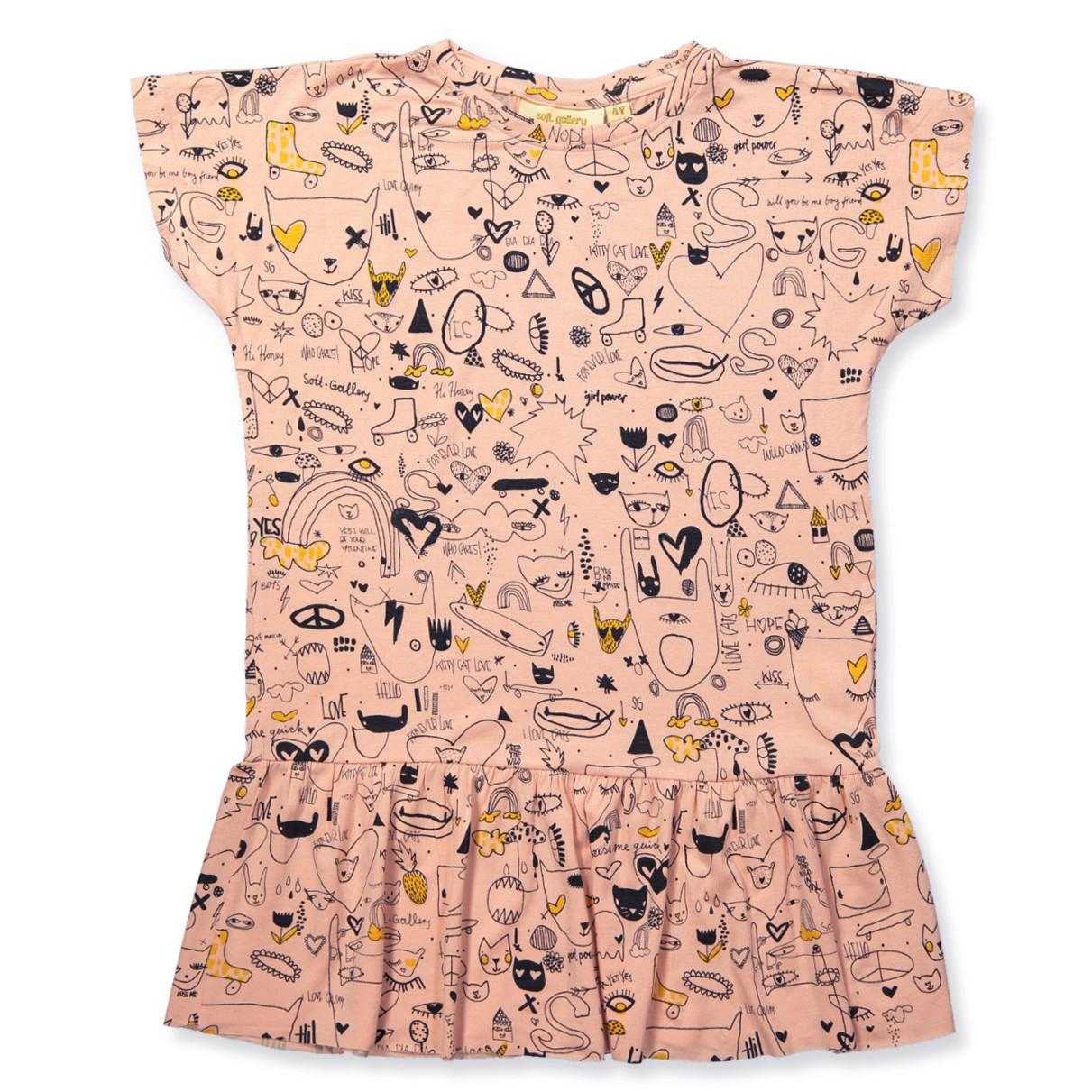 Pippi kjole