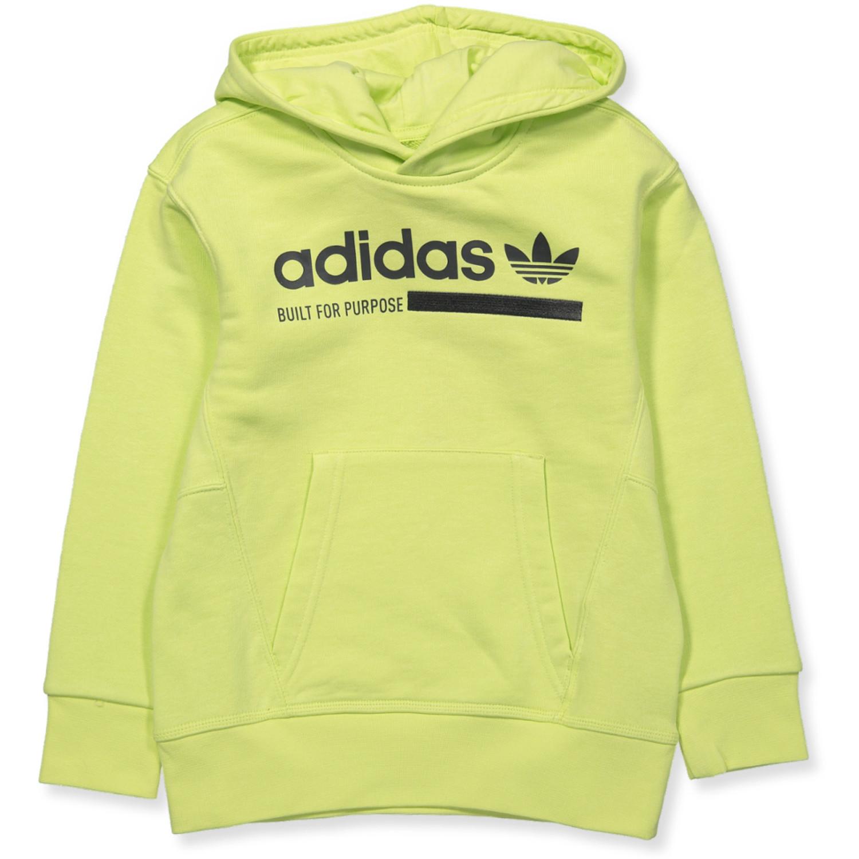 Adidas Originals Gul sweatshirt semi frozen yellow