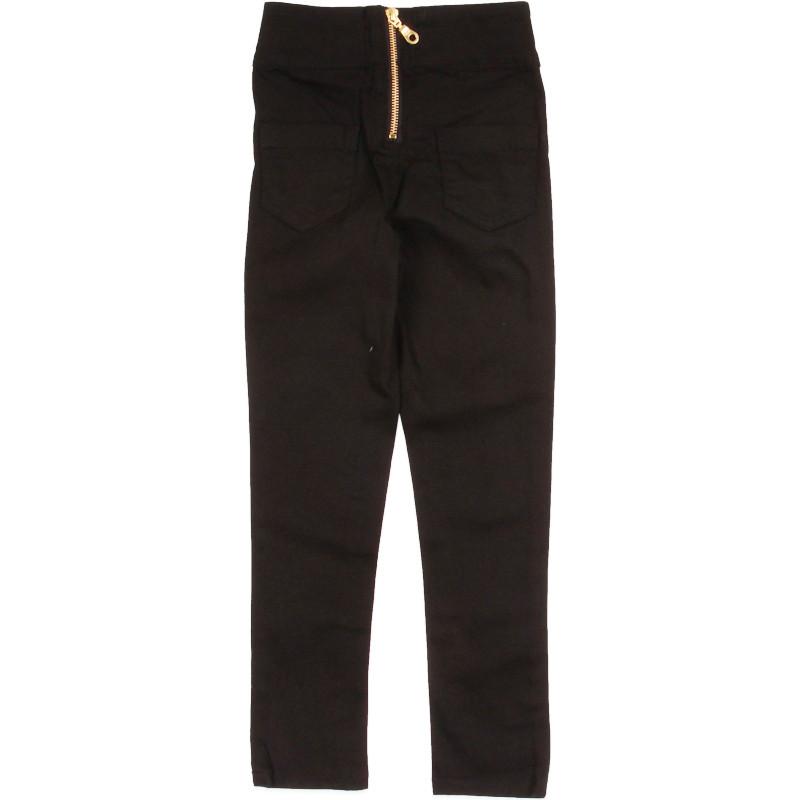 Sorte højtaljede leggings