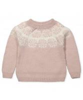 Frost uld striktrøje